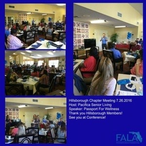 FALA Hillsborough Chapter Meeting