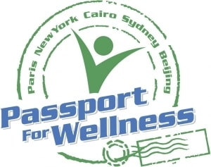 Passport for Wellness Logo
