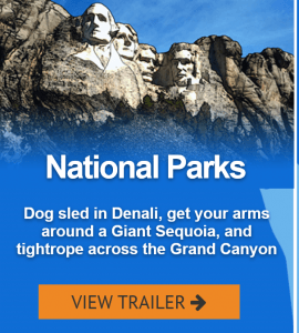 us national parks episode